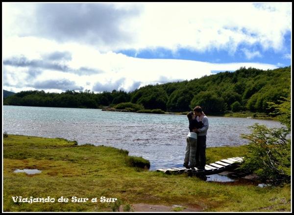 Lago Natación