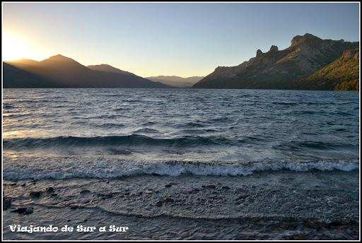 Lago Meliquina (tirate un paisaje)
