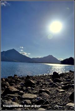 Vista del Lago Huechulafquen