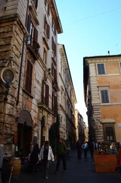 Callecitas de Roma – A que te re caminas todo ahí no?