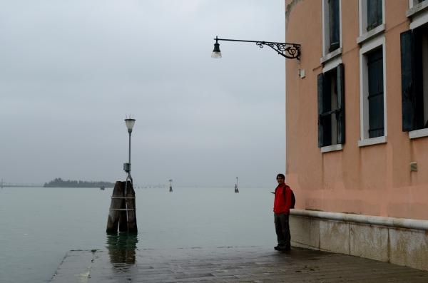 Seba en el fin de Venecia. A partir de ahí,el Mar Adriático sin más.