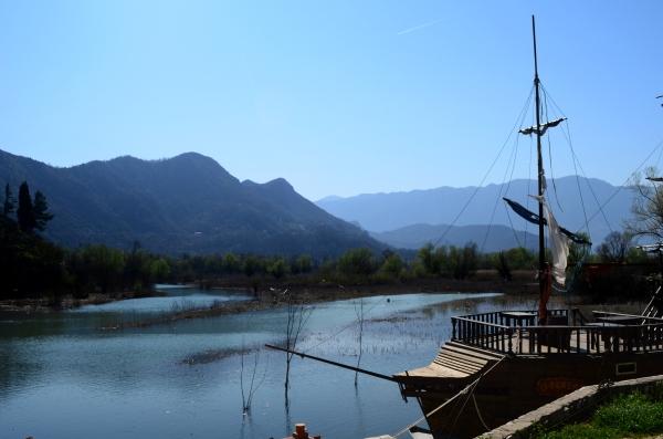 Lago Skadar – lugar central y estratégico en las invasiones Otomanas.