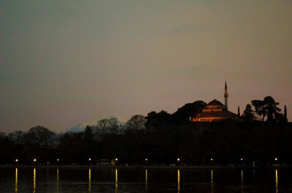Mezquita de Ioannina, herencia del Imperio Otomano