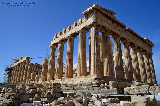 El Partenón :) en remodelación, hay que hacerle mantenimiento sino se complica jaja