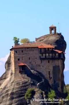 Monasterio de Nikolas Anapausas