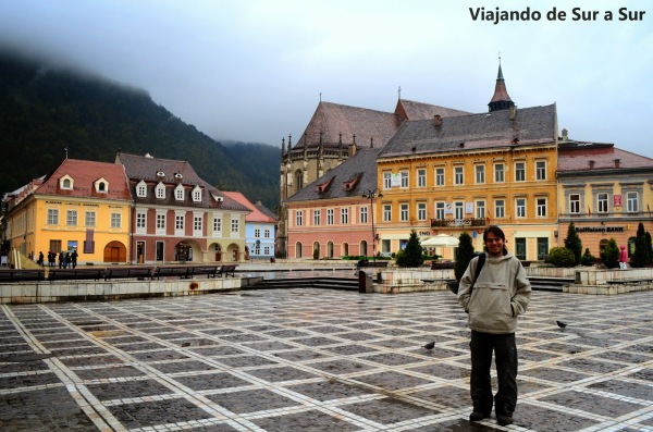 Paseando por Brasov – Díganme que no es una ciudad genial