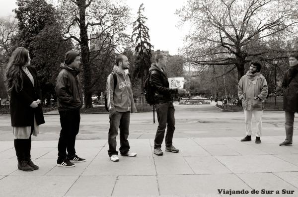 Free walking Tour Sofía – Teatralización de la historia política de Bulgaria en la Plaza