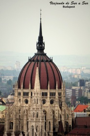 La cúpula del Parlamento - Hungría