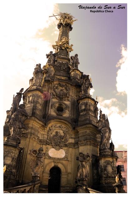 Columna de la Santisima Trinidad - UNESCO