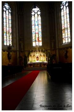 Iglesia nueva de Olomouc No es la de la colina, esa estaba cerrada