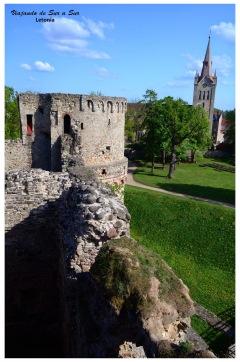 Desde una de las torres del Castillo