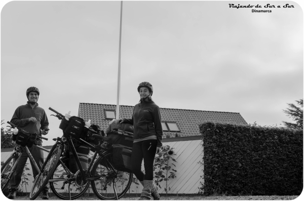 Preparados para nuestros primeros 40kms