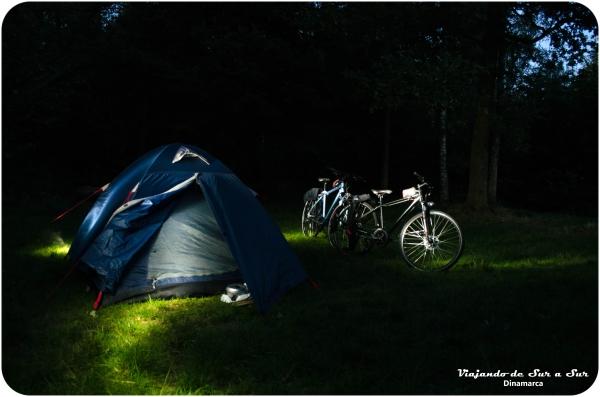 Las bicis nos permiten llegar a lugares así