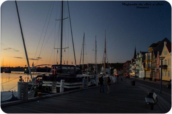 Nuestra última ciudad danesa: Sønderborg
