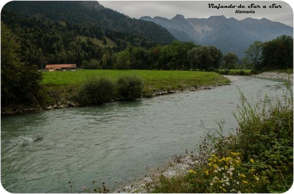 Siguiendo la ruta Bodensee - Koningsee