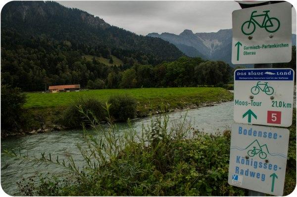 Siguiendo la ruta Bodensee-Königssee