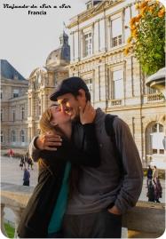 Disfrutando París, con fotógrafo personal (?)