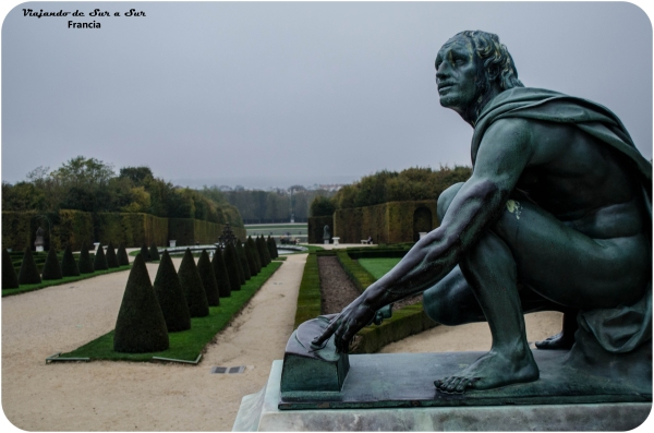 Jardines de Versalles, la POMPOSIDAD (palabron)
