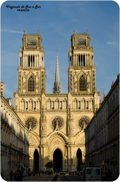 La catedral de Orleans