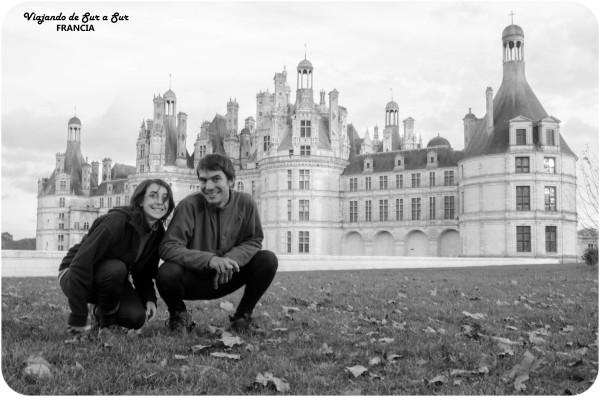 Nosotros y el Chambord, de cerquita