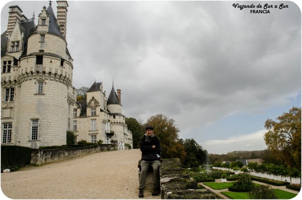 El castillo de Ussé