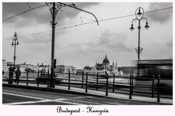 Pintando Budapest