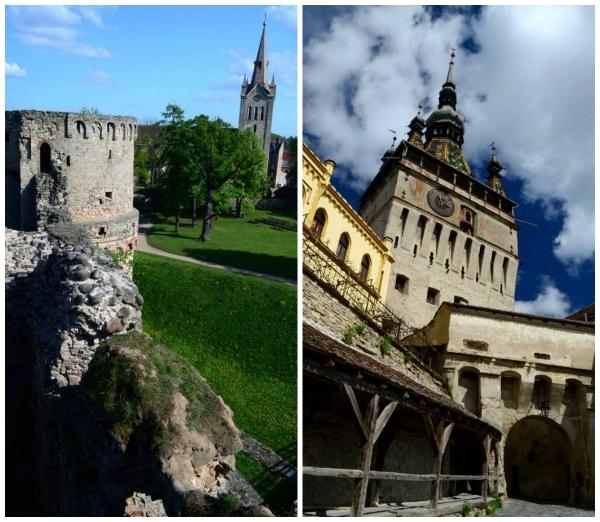 Letonia y Rumania